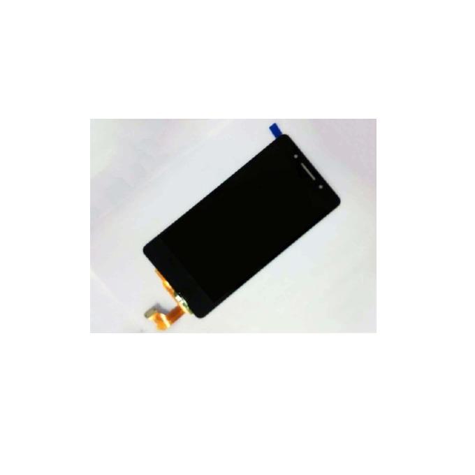 """Дисплей за Huawei Honor 7 5.2"""", с тъч, черен image"""