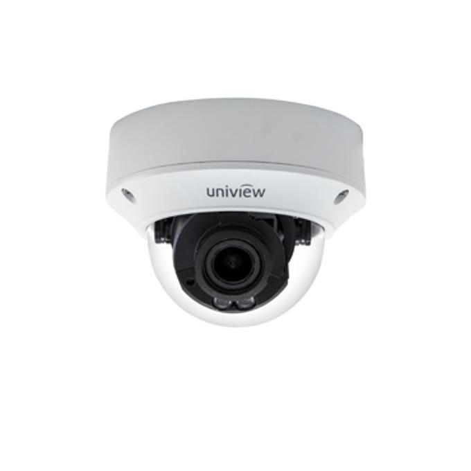 IP камера UNV IPC3232ER-VS, куполна, 2.0Mpix (1920 × 1080), 12mm, IR осветеност (до 30 метра), външна, PoE (IEEE802.3 af) image