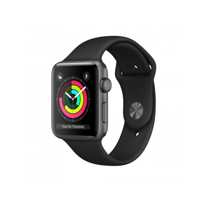 Apple Watch Series 3, 42mm Space Grey MTF32BS/A product