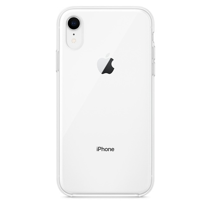 Apple iPhone XR Clear Case product