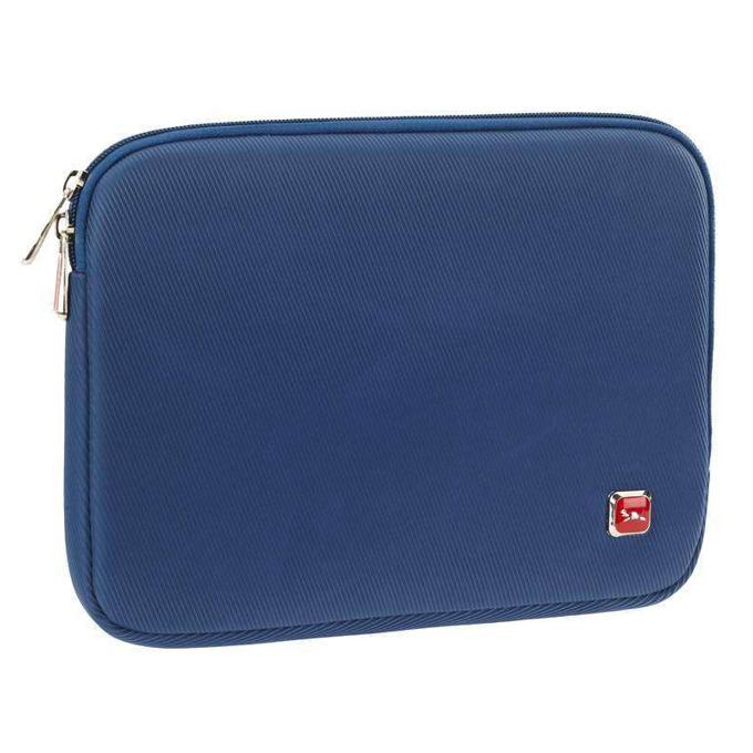 "Чанта за таблет Rivacase 5210 до 12"" (30.48 cm), полиестер, синя image"