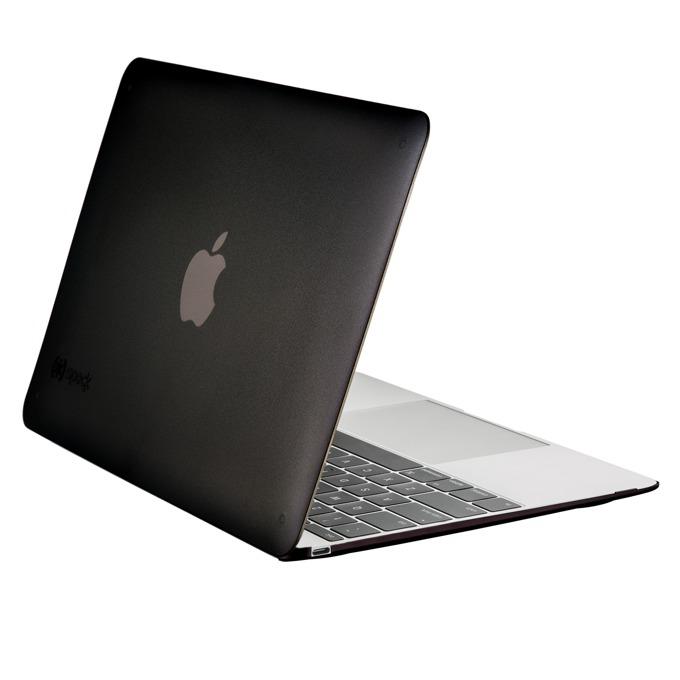 "Протектор Speck SeeThru за MacBook 12"", черен/прозрачен image"