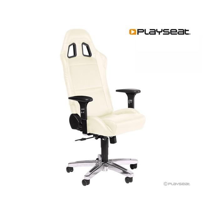 Геймърски стол Playseat Office Seat White, бял image