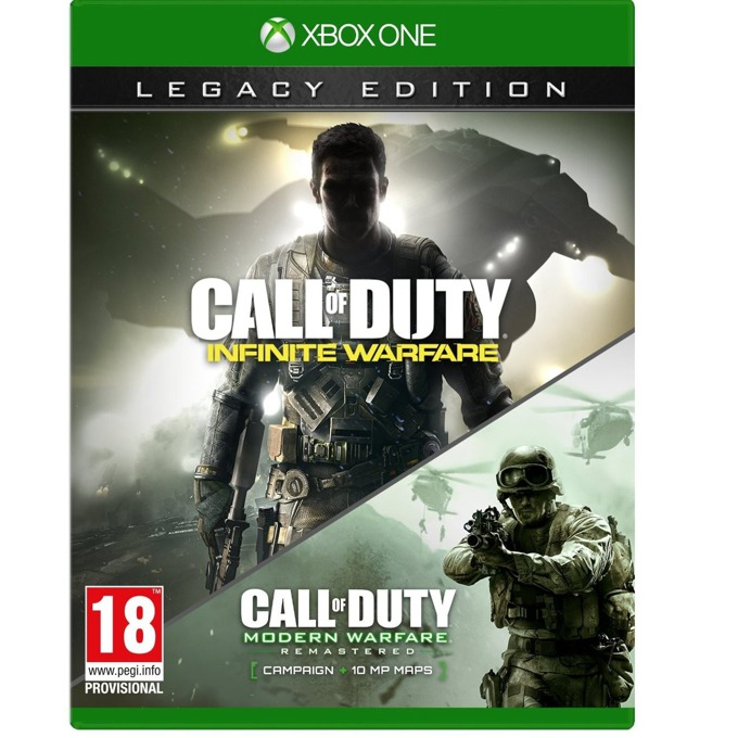 Call of Duty: Infinite Warfare Legacy Edition, за Xbox One image