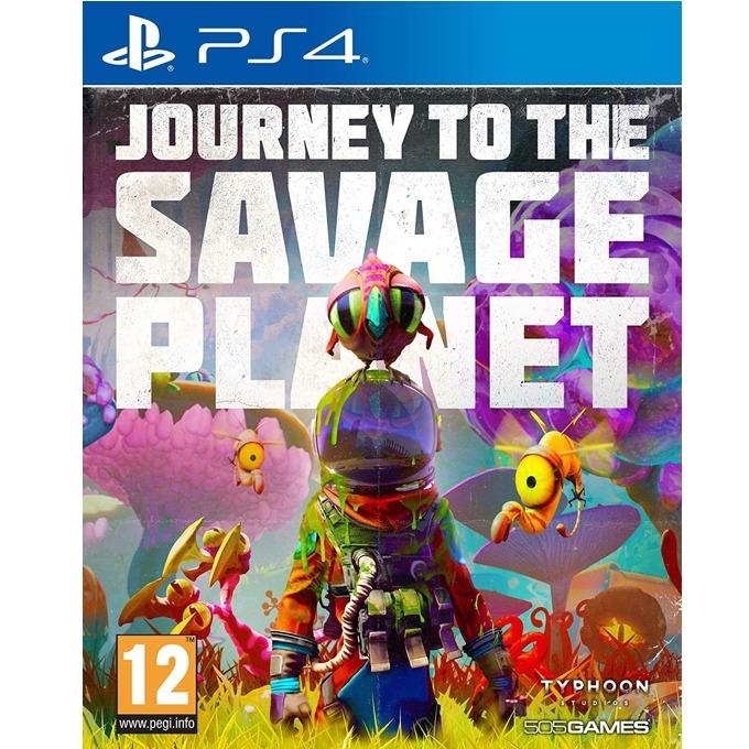 Игра за конзола Journey to the Savage Planet, за PS4 image