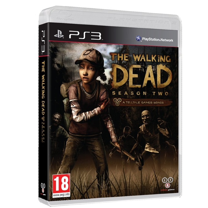 Игра за конзола The Walking Dead Season 2, за PS3 image