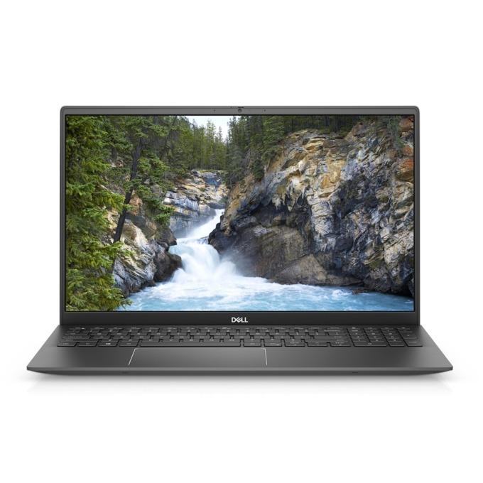 "Лаптоп Dell Vostro 5502 (N5104VN5502EMEA01_2105_FP)(сив), четириядрен Tiger Lake Intel Core i5-1135G7 2.4/4.2 GHz, 15.6"" (39.62 cm) Full HD Anti-Glare Display, (HDMI), 8GB DDR4, 256GB SSD, 1x USB 3.2 Gen 2 Type-C, Windows 10 Pro image"