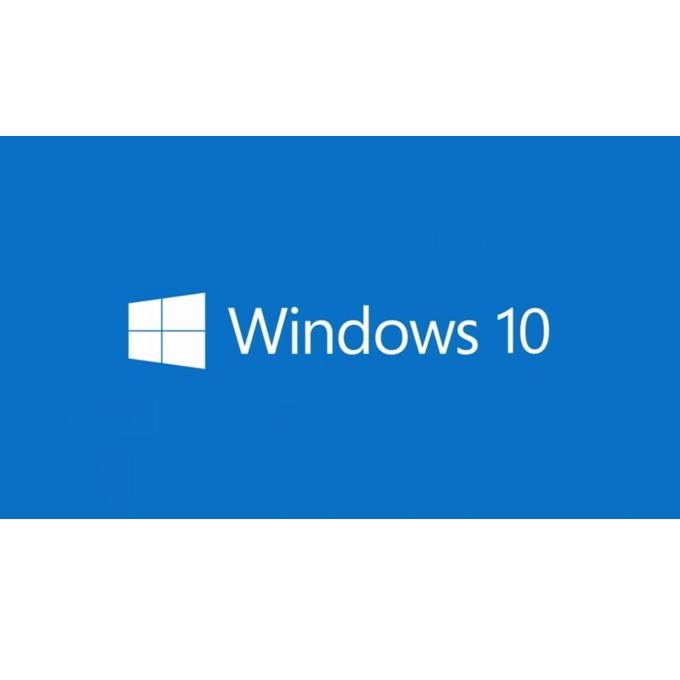 Microsoft Windows 10 Pro, 64-bit Английски. 1pk DSP OEI, DVD image