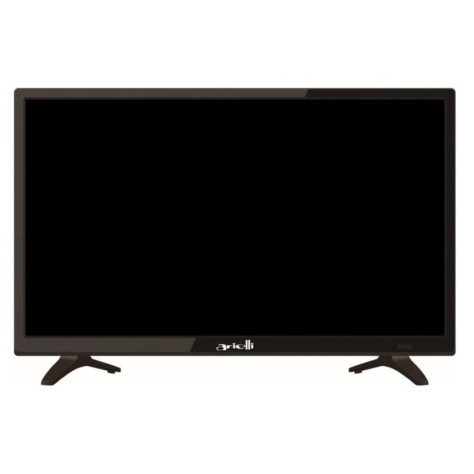"Телевизор Arielli LED-32DN4T2, 32"" (81.28 cm) HD TV, DVB-T2C, 3x HDMI, 2x USB, черен image"