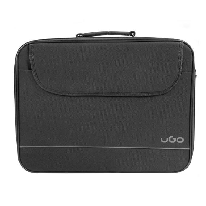 "Чанта за лаптоп uGo Katla BH100 15.6""(39.62cm) черна image"