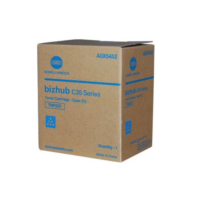 КАСЕТА ЗА KONIKA MINOLTA BIZHUB C35/C35P - Cyan … product