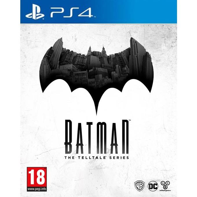 Игра за конзола Batman: The Telltale Series, за PS4 image