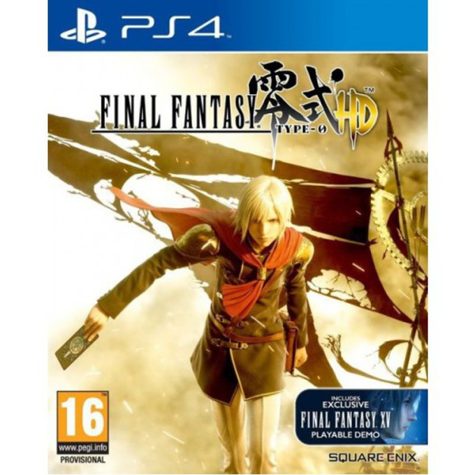 Игра за конзола Final Fantasy Type-0 HD Steelbook Edition, за PS4 image