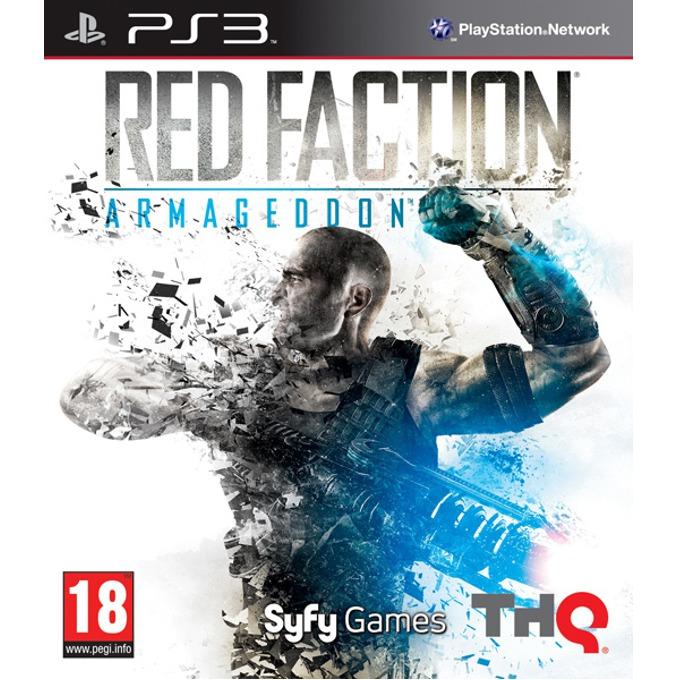 Игра за конзола Red Faction: Armageddon, за PlayStation 3 image