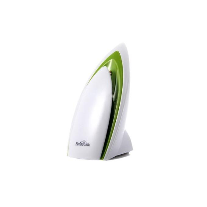 Комбиниран сензор Broadlink A1 e-Air, измерва температура/осветеност/звук и шум/влажност/ачество на въздуха, 2x USB, Wi-Fi, бял image