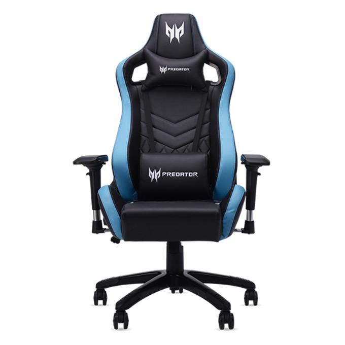 Геймърски стол Acer Predator Gaming Chair, черен/син image