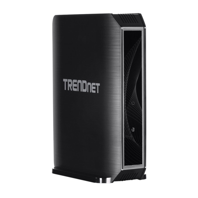 Рутер TRENDnet TEW-824DRU, 1750Mbps, 2.4GHz(450 Mbps)/5GHz(1300 Mbps), Wireless AC, 4x LAN 1000, 1x USB 2.0 image