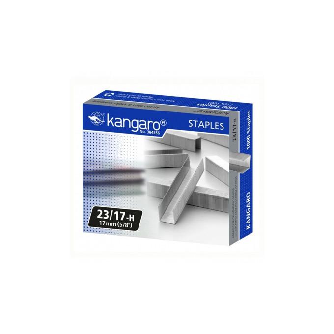 Телчета за телбод Kangaro 23/17-H, сребристи image