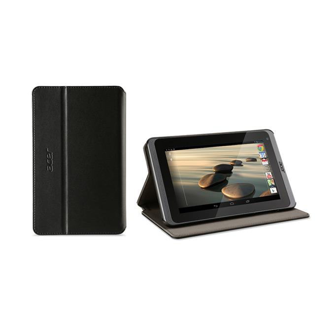 "Калъф Acer за таблет B1-72X до 7"" (17.78 cm), ""бележник"", черeн image"