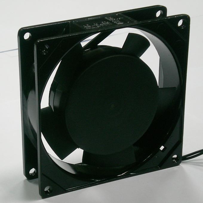 Вентилатор 92мм, EverCool EC9225A2HBL 220V 2 ball bearing 2500rpm image