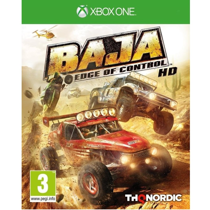 Игра за конзола BAJA: Edge of Control HD, за Xbox One image