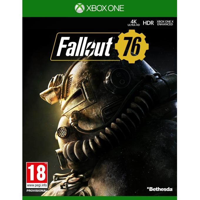 Игра за конзола Fallout 76, за Xbox One image