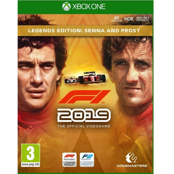 Игра за конзола F1 2019 - Legends Edition, за Xbox One image