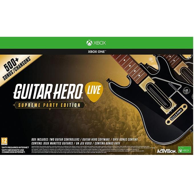 Игра за конзола Guitar Hero Live - Supreme Party Edition, за Xbox One image
