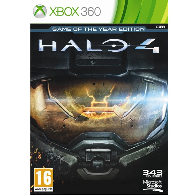 Halo 4 Game of the Year product