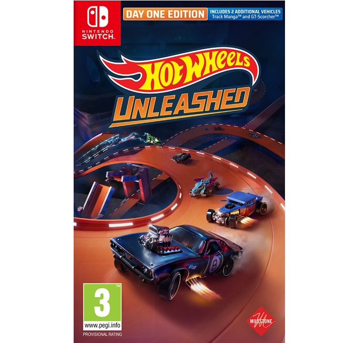 Hot Wheels Unleashed Day One Edition Switch product