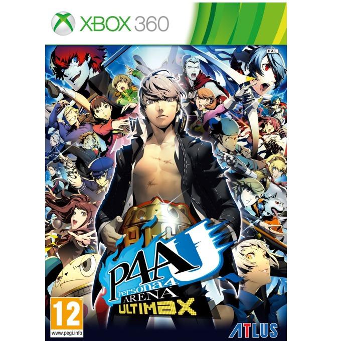Игра за конзола Persona 4 Arena: Ultimax, за Xbox 360 image
