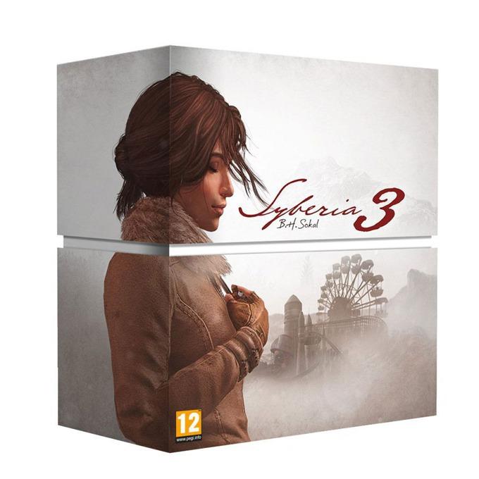Игра за конзола Syberia 3 Collectors Edition, за PS4 image