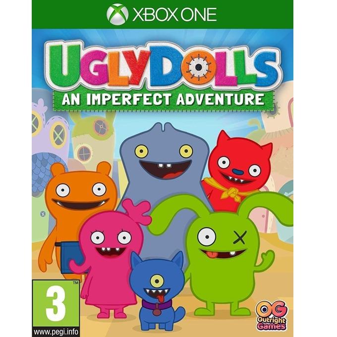 Игра за конзола UglyDolls: An Imperfect Adventure, за Xbox One image