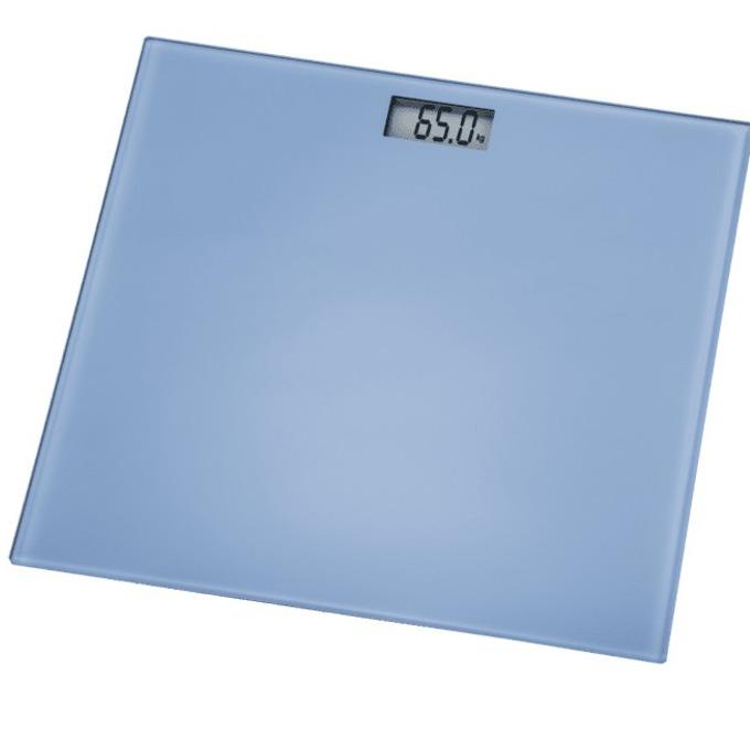 Електроннен кантар XAVAX 95320 EMA, капацитет 150 кг, син image