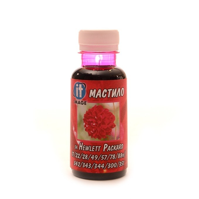 Мастило за HP - Magenta - Fullmark - 125ml image