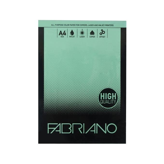 Fabriano Copy Tinta, A4, 80 g/m2, резеда, 50 листа product