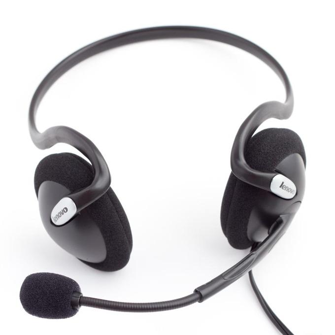 Слушалки Lenovo Headset P560, черен image