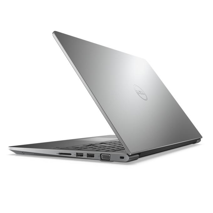 "Лаптоп Dell Vostro 5568 (N023VN5568EMEA01_1905)(сребрист), двуядрен Kaby Lake Intel Core i7-7500U 2.7/3.5, 15.6"" (39.62cm) Full HD Display & NVidia GeForce 940MX 4GB, (HDMI), 8GB, 1TB HDD, 2x USB 3.0, Windows 10 Pro, 1.98kg image"
