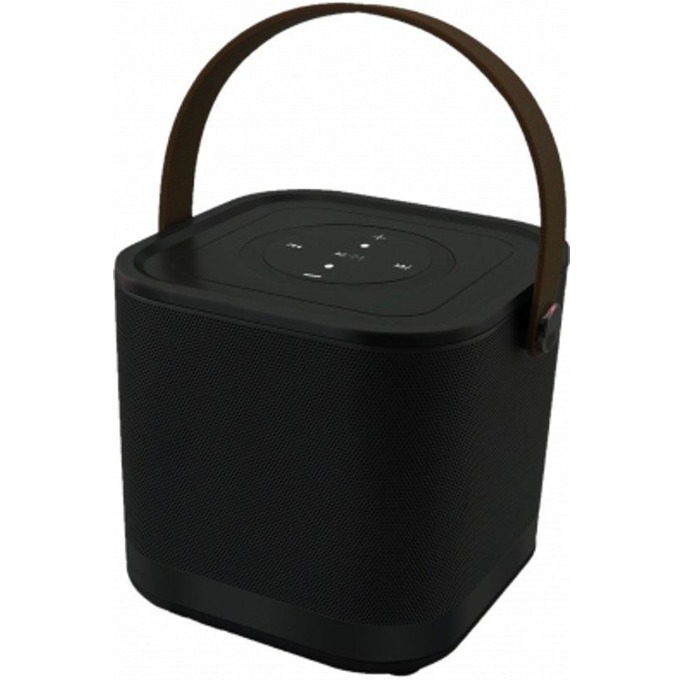 Тонколона Venz Aplay One, 20W, Bluetooth, USB 2.0, AUX, Micro USB, черна,  image