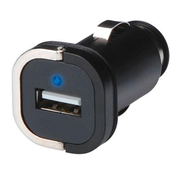 Зарядно за кола Ednet 1x USB A(ж), черно image