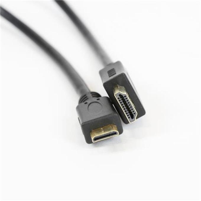 Кабел Omega OCHB43M, от HDMI(м) към MiniHDMI(м), 3m, черен image