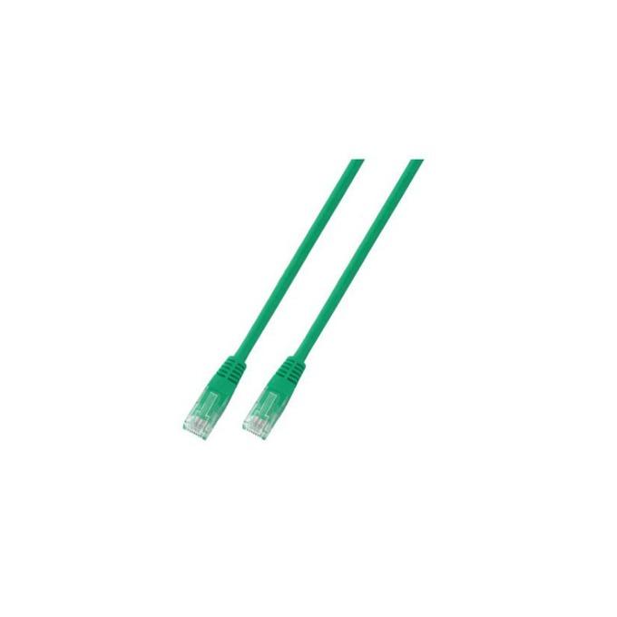 Пач кабел UTP EFB Elektronik, 1.5m, Cat 5E, зелен image