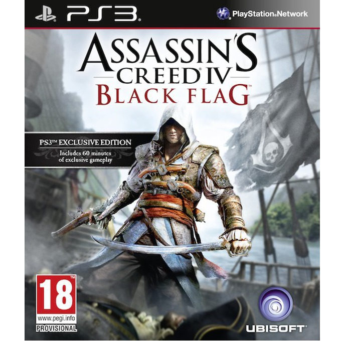 Assassin's Creed IV: Black Flag, за PlayStation 3 image