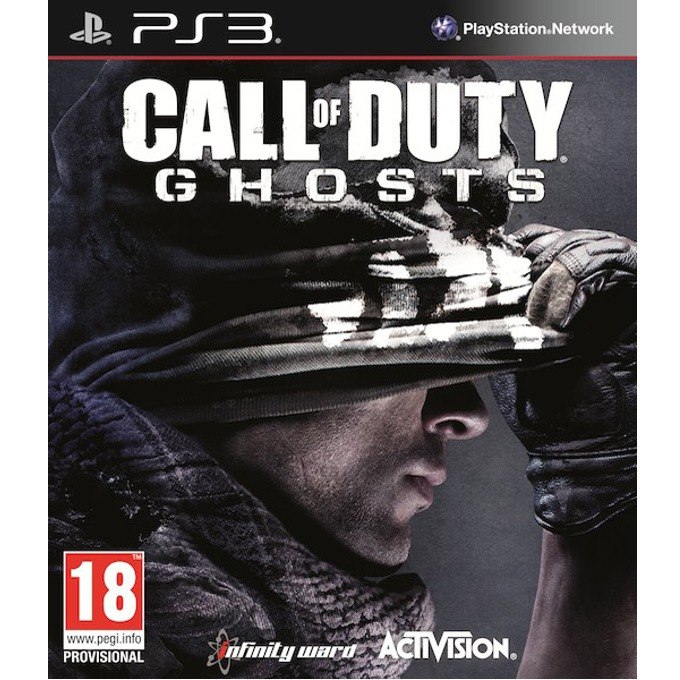 Call of Duty: Ghosts, за PlayStation 3 image