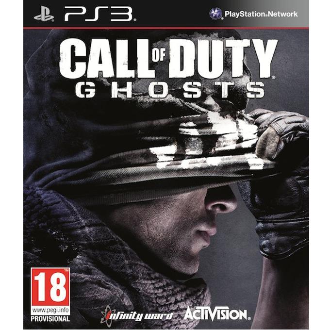 Игра за конзола Call of Duty: Ghosts, за PlayStation 3 image