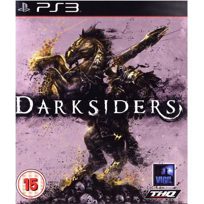 Игра за конзола Darksiders, за PS3 image