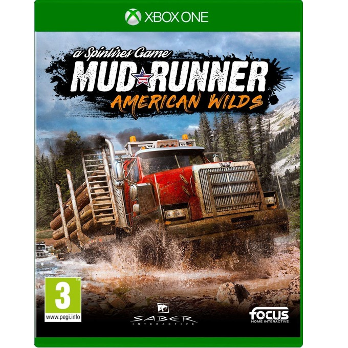 Spintires: MudRunner - American Wilds, за Xbox One image
