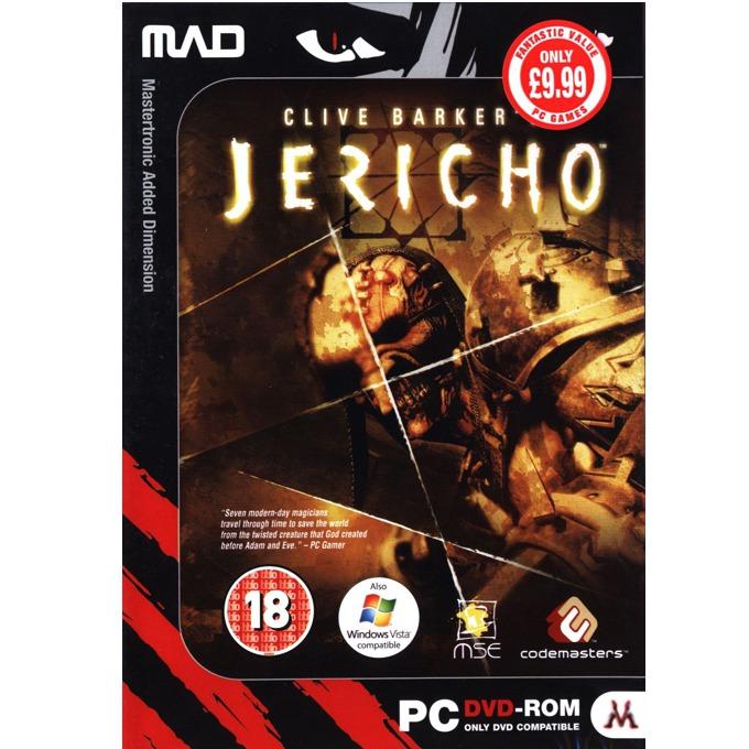 Игра Clive Barkers Jericho, за PC image