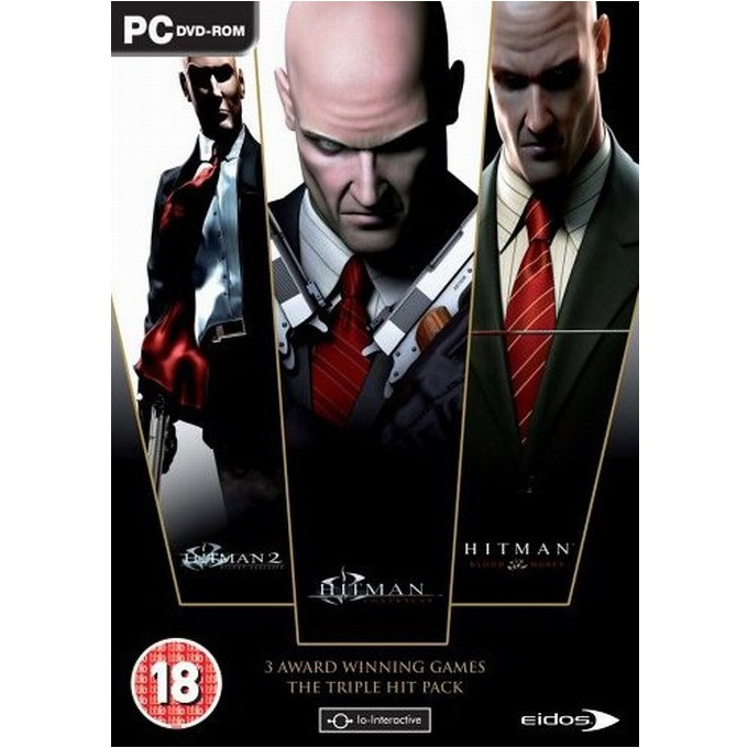 Hitman: Triple Pack, за PC image