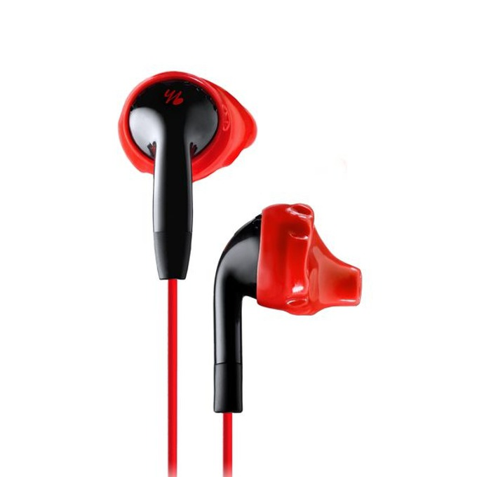 Слушалки JBL Yurbuds Inspire 100, червени image